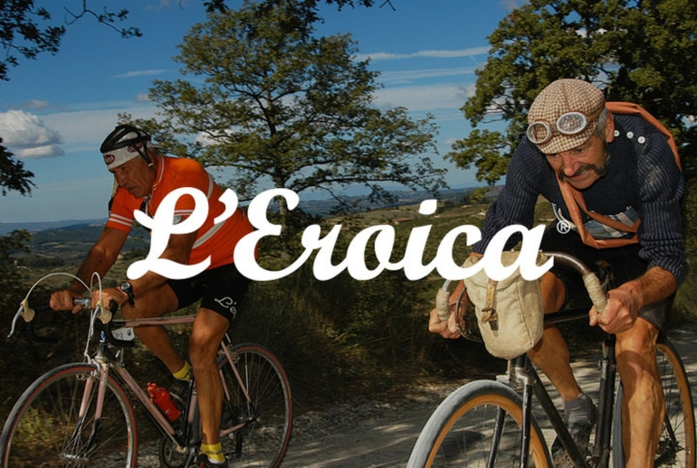 GREEN LIVING – L'EROICA IN GAIOLE (CHIANTI) The world's most famous cyclotourism event